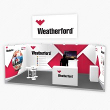 Weatherford 6×3