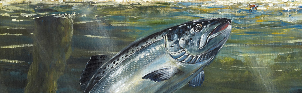 Angling Paintings