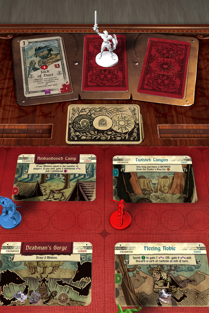 HAND OF FATE 02