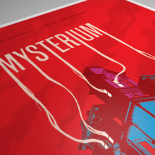 BGG Poster Project: Mysterium
